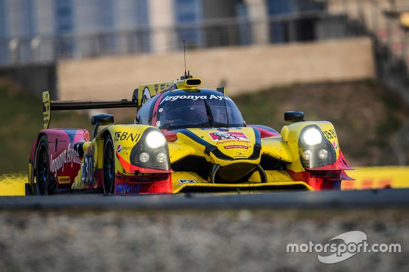 #30 Extreme Speed Motorsports, Ligier JS P2 Nissan: Antonio Giovinazzi, Sean Gelael, Tom Blomqvist
