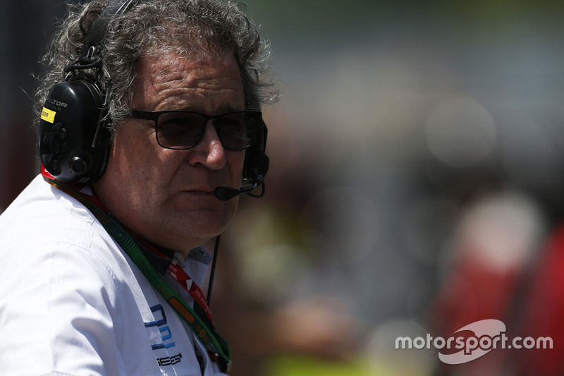 Didier Perrin, GP2/GP3 Director técnico