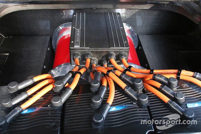 Електричний Ferrari 308 GTS