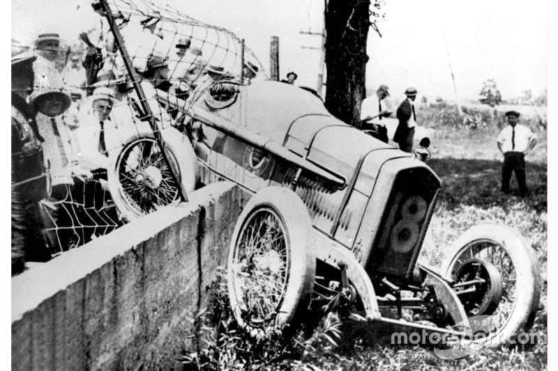 1921: Ongeval van Louis Fontaine
