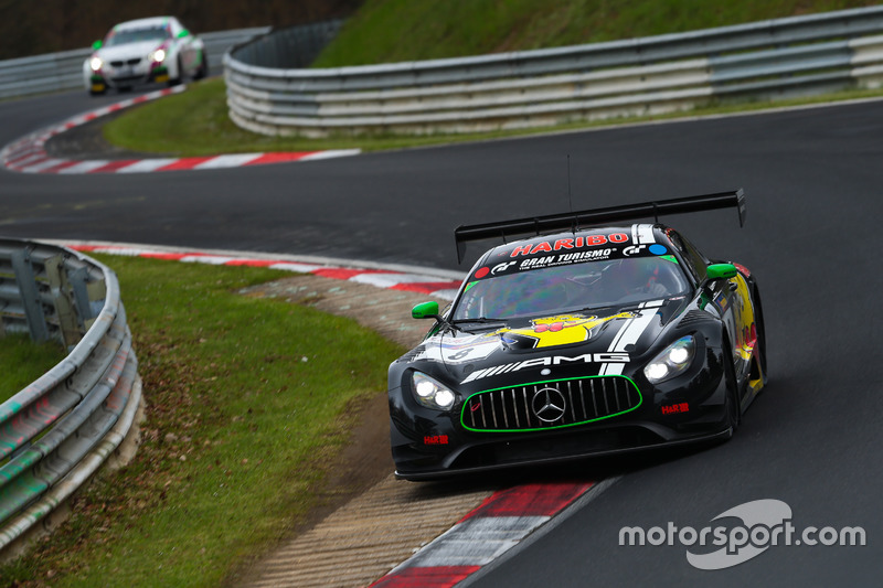 #88 HARIBO Racing Team, Mercedes-AMG GT3
