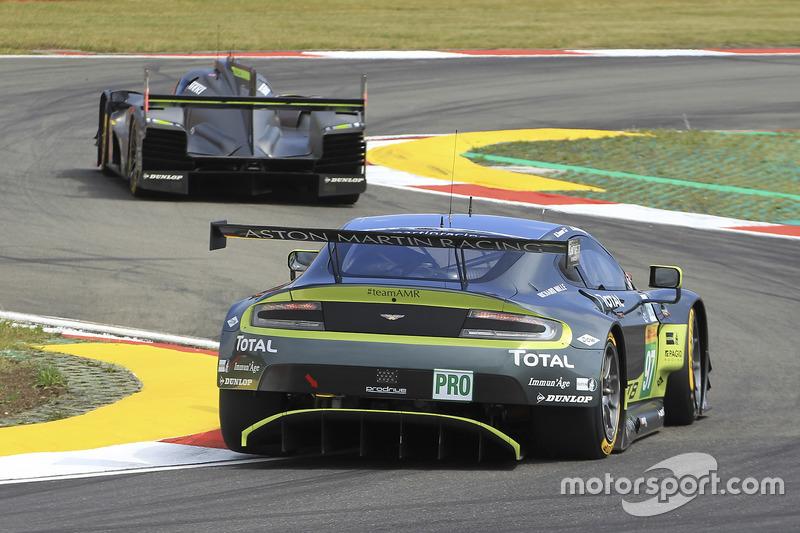 #97 Aston Martin Racing, Aston Martin Vantage GTE