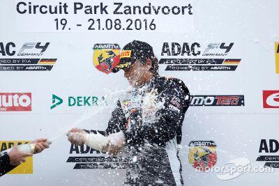 ADAC F4: Zandvoort