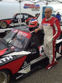 "Peter Mücke, Ford ""Zakspeed"" Turbo Capri"