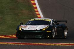 #55 AF Corse, Ferrari F458 Italia: Duncan Cameron, Matt Griffin, Aaron Scott