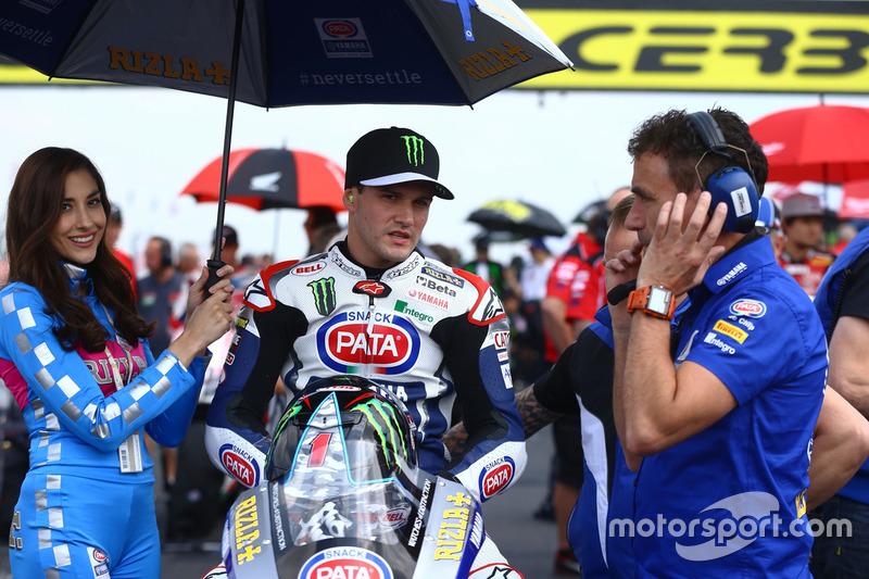 Cameron Beaubier, Pata Yamaha Official WorldSBK Team