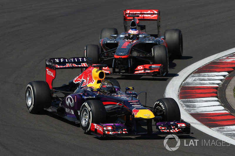 2013: Себастьян Феттель, Red Bull Racing RB9