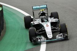Nico Rosberg, Mercedes F1 W07