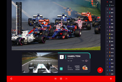 F1 TV launch