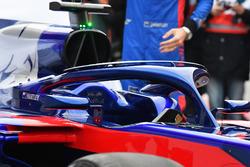 Scuderia Toro Rosso STR13 halo