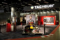 TAG Heuer bei der Genfer Motorshow