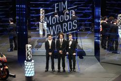 Miguel Oliveira, Red Bull KTM Ajo, Morbidelii, Thomas Luthi, CarXpert Interwetten