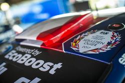 Gros plan sur la Ford Fiesta de Sébastien Ogier, M-Sport