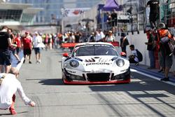#911 Herberth Motorsport Porsche 991 GT3 R: Daniel Allemann, Ralf Bohn, Robert Renauer, Alfred Renauer, Dennis Olsen