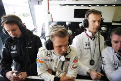 Kevin Magnussen, piloto de prueba y reserva de McLaren