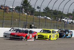 Ryan Reed, Roush Fenway Racing, Ford Mustang Drive Down A1C Lilly Diabetes and Brad Keselowski, Team Penske, Ford Mustang Menards/Richmond