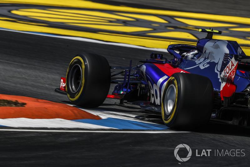 П'єр Гаслі, Toro Rosso