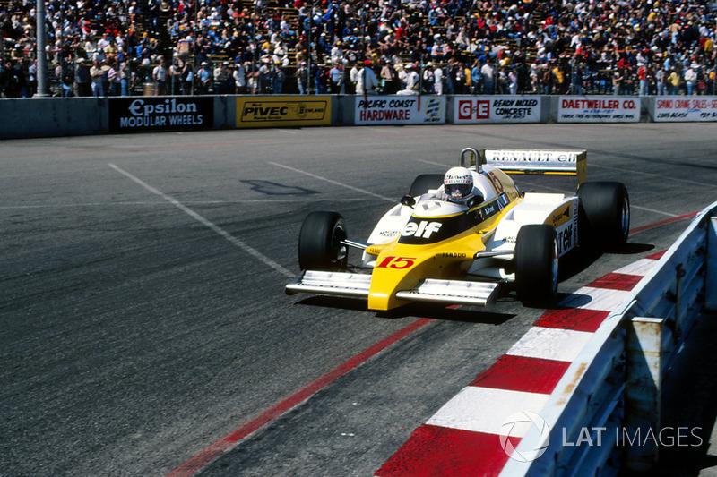 1981 - Renault RE20B