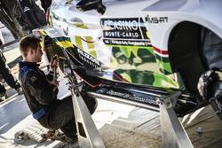 Bryan Bouffier, Xavier Panseri, Ford Fiesta WRC, M-Sport