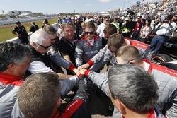 Will Power, Team Penske Chevrolet, pre-race