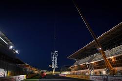Le Mans start çizgisi değişiklikleri