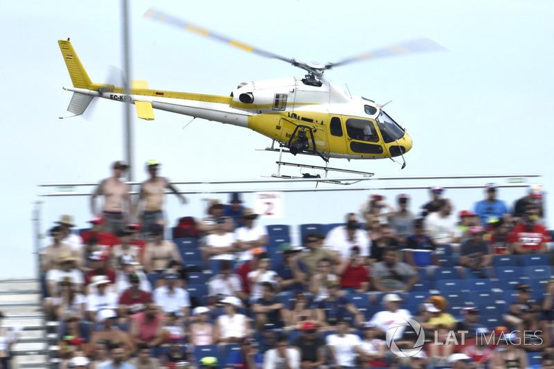Helicóptero de TV