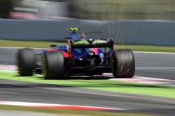 Carlos Sainz Jr., Scuderia Toro Rosso STR12 chispas