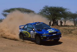 Richard Burns, Robert Reid, Subaru Impreza