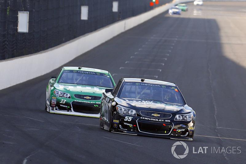 Gray Gaulding, Premium Motorsports Toyota, Jeffrey Earnhardt, Circle Sport – The Motorsports Group Chevrolet