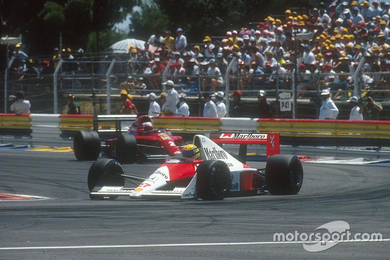 McLaren MP4/5B (1990)