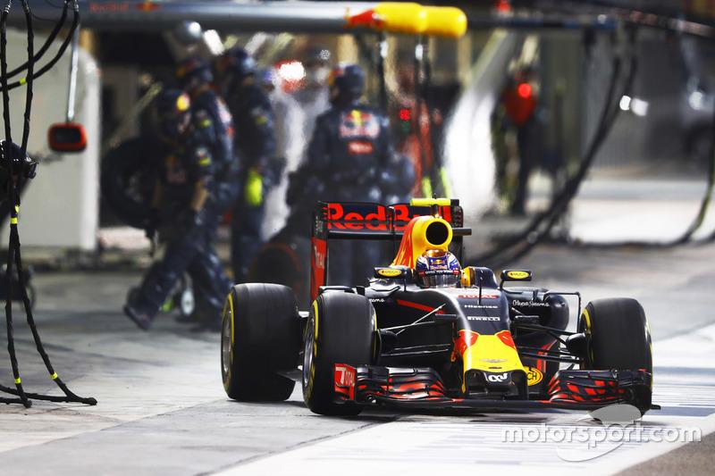 4e - Max Verstappen (Red Bull Racing)