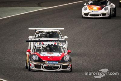 Porsche GT3 Cup Challenge Benelux: Barcelona