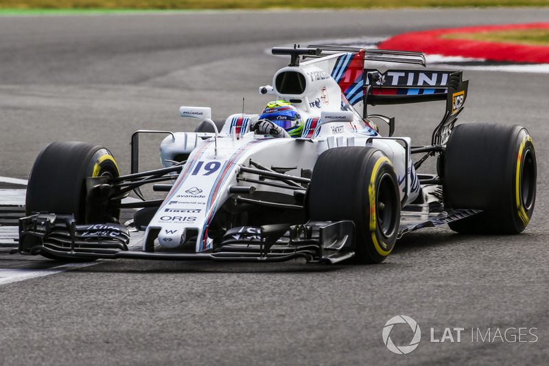 Феліпе Масса, Williams FW40