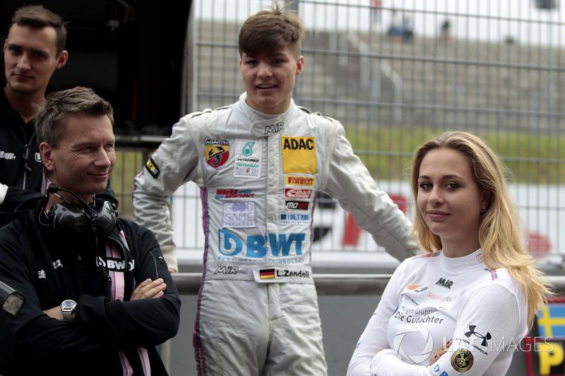 Лірім Зенделі, Mücke Motorsport, Софія Фльорш, Mücke Motorsport