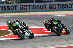 Кэл Кратчлоу, Team LCR Honda, и Жоан Зарко, Monster Yamaha Tech 3