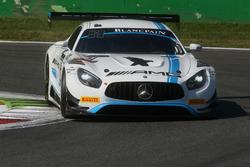 #4 Black Falcon, Mercedes-AMG GT3: Adam Christodoulou, Yelmer Buurman, Luca Stolz