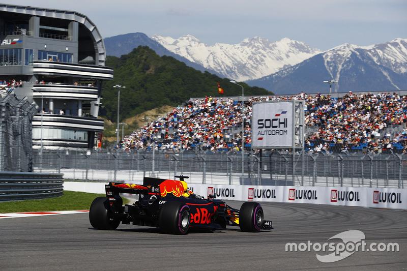 НФ. Даниэль Риккардо, Red Bull Racing