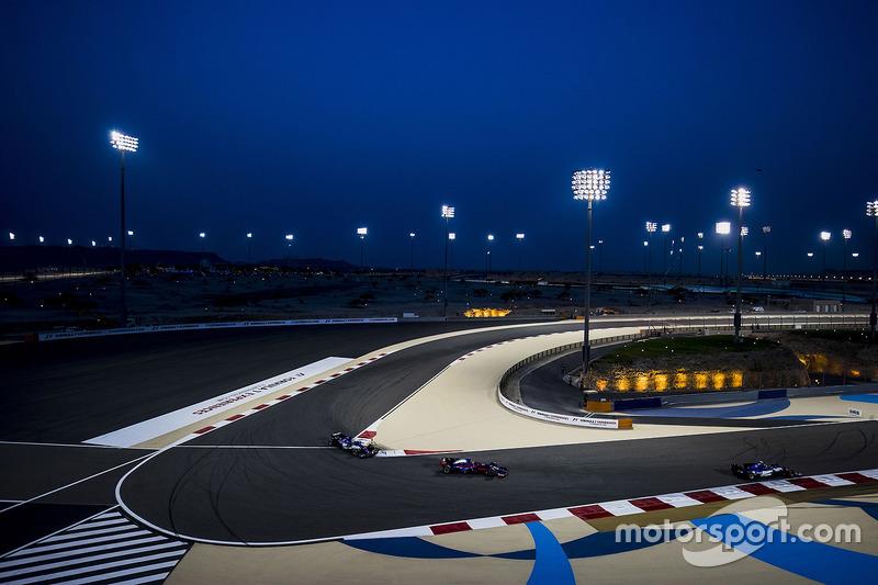 Bahrein: 93.000 espectadores; +1000