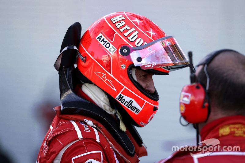 2006 год: Ferrari