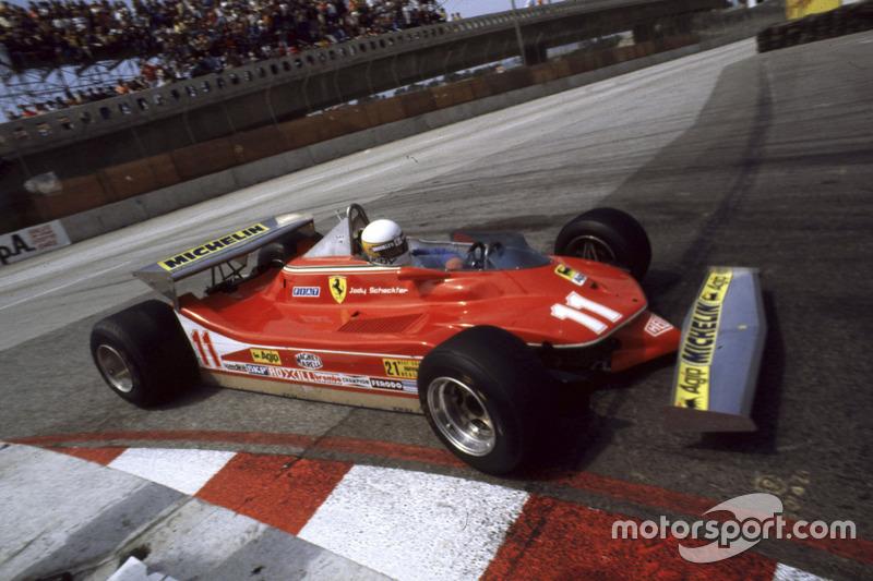 1979: Jody Scheckter, Ferrari 312T4