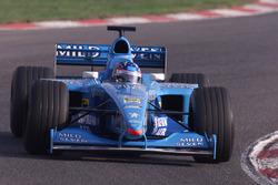 Fernando Alonso, Benetton Renault