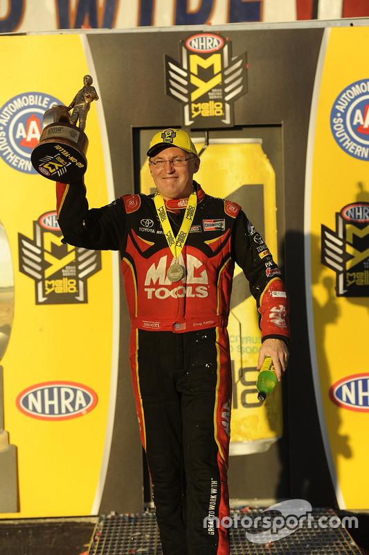 Sieger Top Fuel: Doug Kalitta