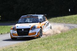 Patrick Flammer, Suzuki Swift Evo 2000, Flammer Speed Team