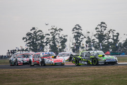 Martin Ponte, UR Racing Team Dodge, Guillermo Ortelli, JP Carrera Chevrolet, Christian Ledesma, Las