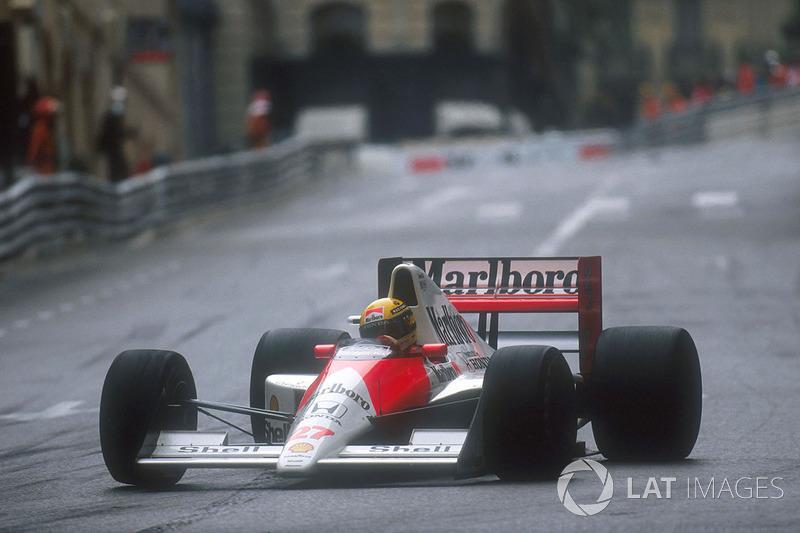 1990 - Ayrton Senna, McLaren-Honda