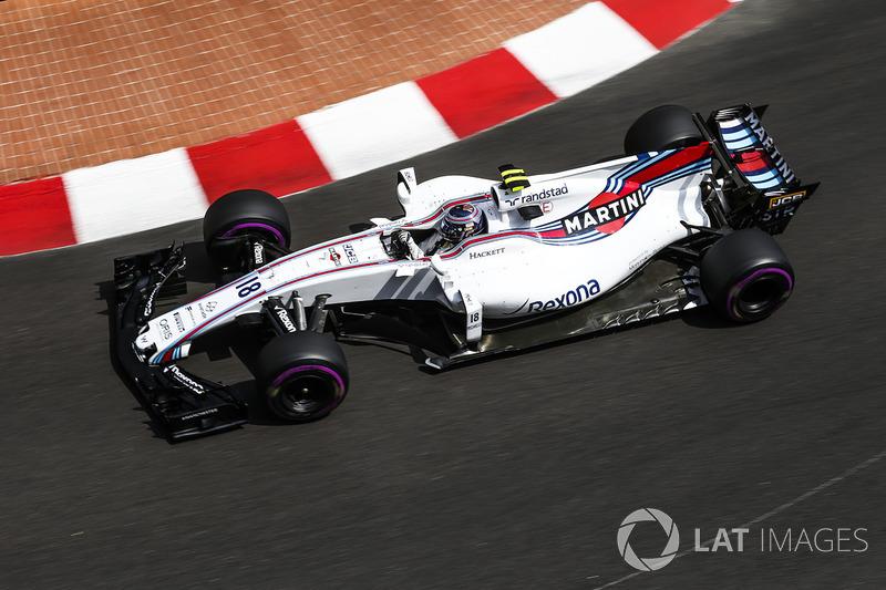 17: Лэнс Стролл, Williams FW40