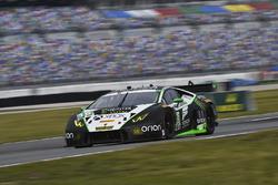 #16 Change Racing Lamborghini Huracan GT3: Корі Льюіс, Йерун Мул, Кейз Грала, Бретт Сандберг
