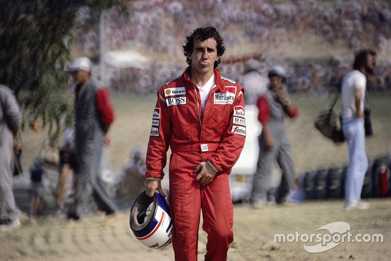 Алан Прост, McLaren