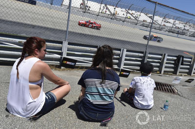 NASCAR-Fans in Dover