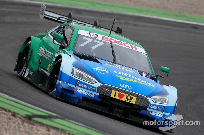 15. Loic Duval, Audi Sport Team Phoenix, Audi RS 5 DTM